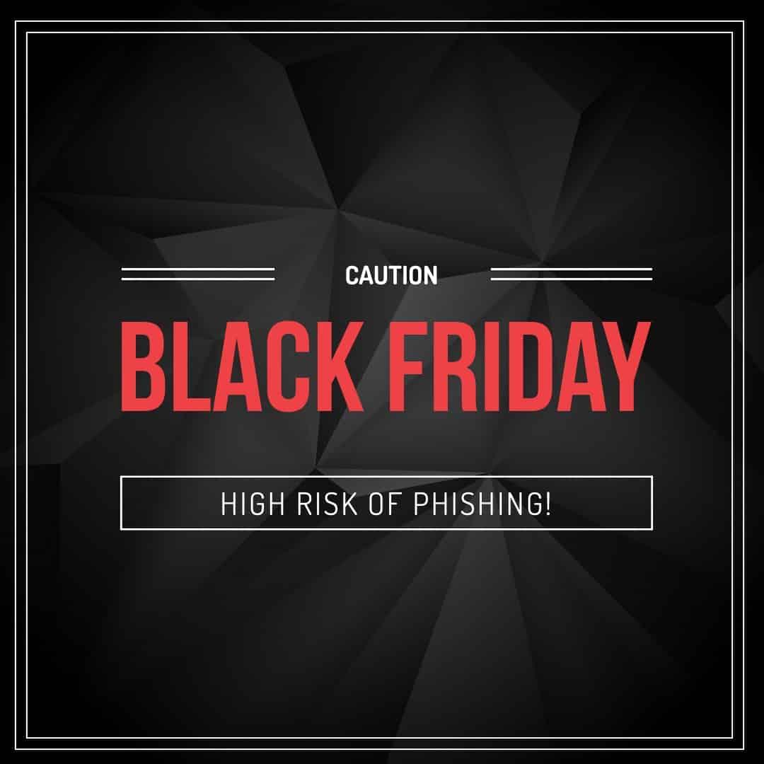 Schnäppchenjäger aufgepasst: Black Friday & Cyber Monday sind auch bei Hackern sehr beliebt!