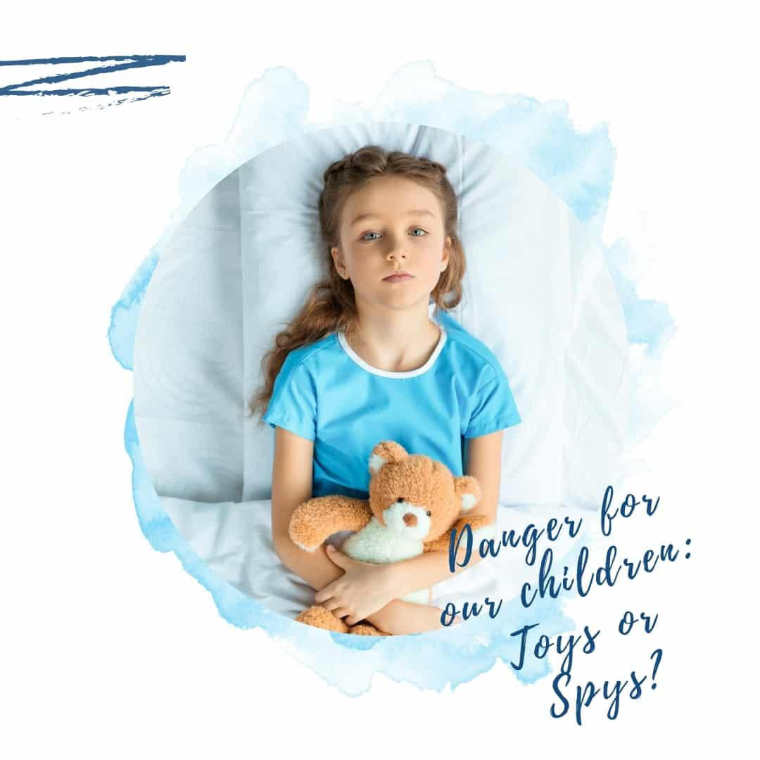 Der Spion im Kinderzimmer: Vernetztes Einhorn – ach wie Internet(t)