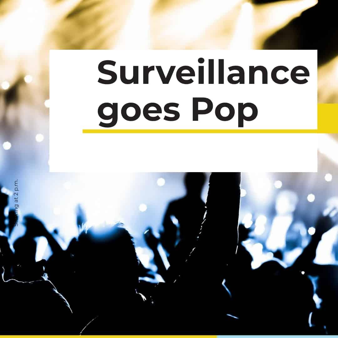 Privatsphäre am Popkonzert? US-Star überwachte Fans heimlich via Gesichtserkennung
