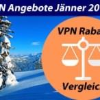 VPN-Anbieter Rabatt Vergleich – Jänner 2016