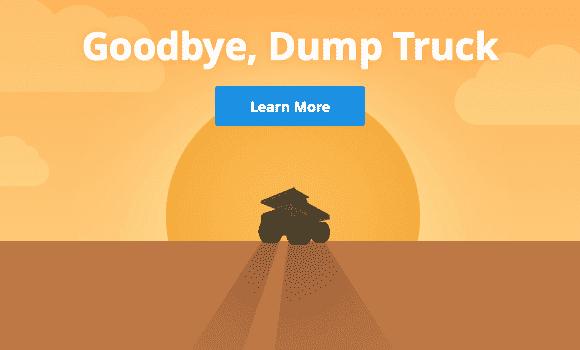 DumpTruck, der verschlüsselte Clouddienst wird eingestellt!