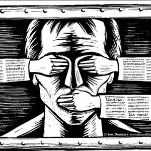Staatliche Zensur und Überwachung im Internet